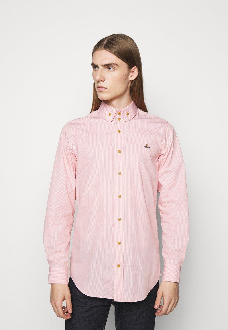 Vivienne Westwood - KRALL UNISEX - Shirt - red stripe
