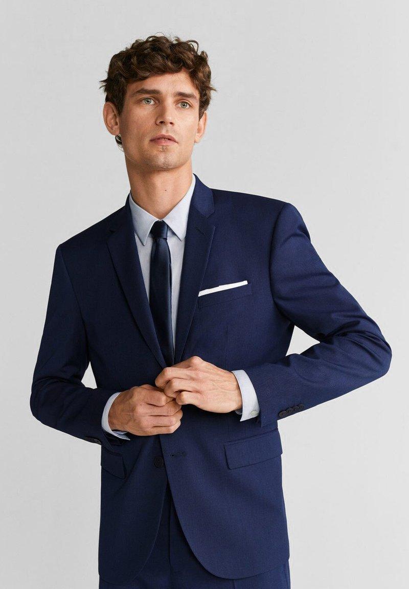 Mango - PAULO - Suit jacket - ink blue