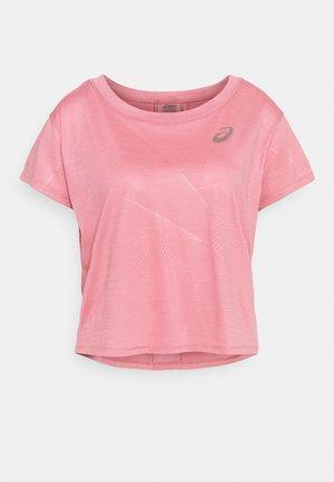 NAGARE  - T-shirts med print - smokey rose