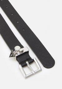 Guess - CORDELIA ADJUSTABLE PANT BELT - Belte - black - 1