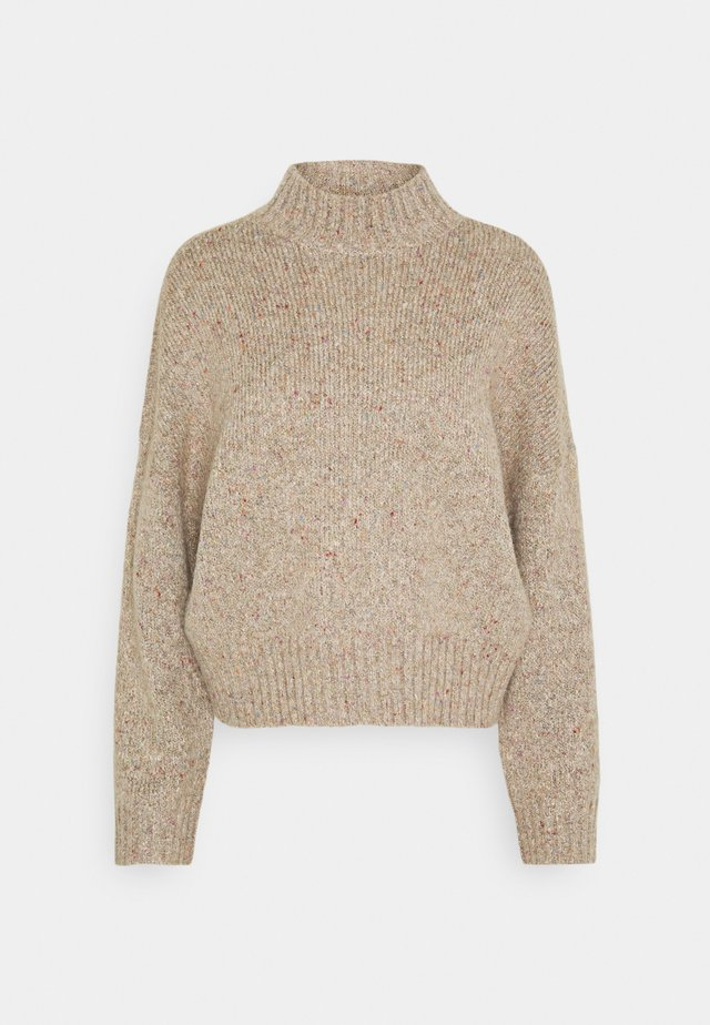 ONLTATA - Pullover - simply taupe