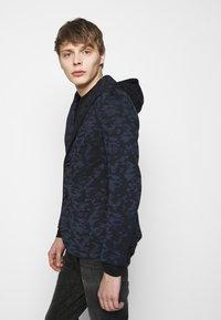 Emporio Armani - Summer jacket - dark blue - 3