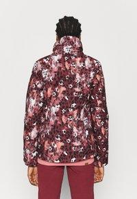 Roxy - JET SKI - Snowboard jacket - oxblood red - 4