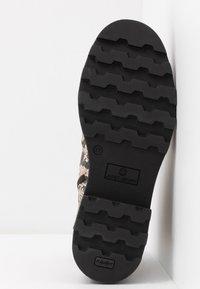 Janet Sport - Kotníkové boty na platformě - ingrid/amanda roccia/nero - 6