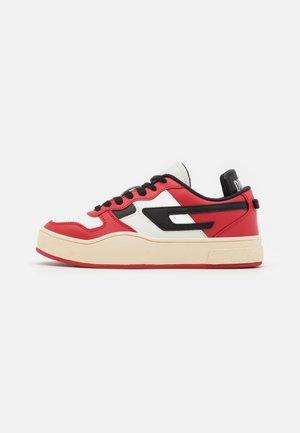 S-UKIYO LOW - Baskets basses - red/black
