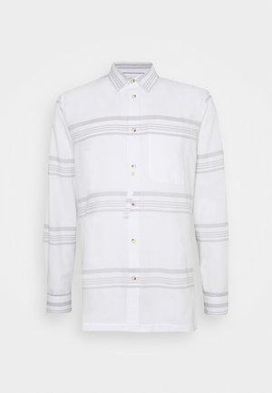 LOUIS STRIPE - Skjorta - white