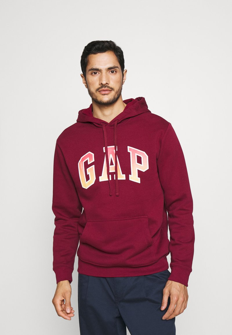 GAP - FILLED ARCH - Sweatshirt - red delicious