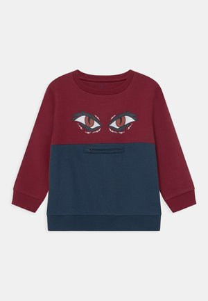 SMALL BOYS - Sweatshirt - cordovan