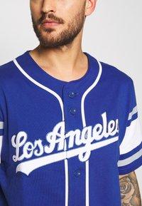 Fanatics - MLB LA DODGERS ICONIC FRANCHISE SUPPORTERS  - Artykuły klubowe - royal - 4