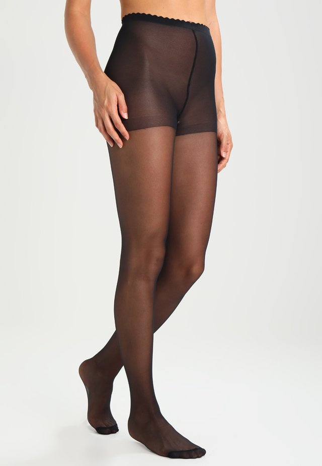 20 DEN BODY TOUCH ABSOLUT RESIST - Collants -  noir