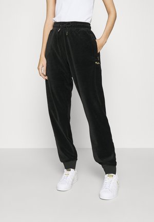 BELLUNA TRACK PANTS - Tracksuit bottoms - black