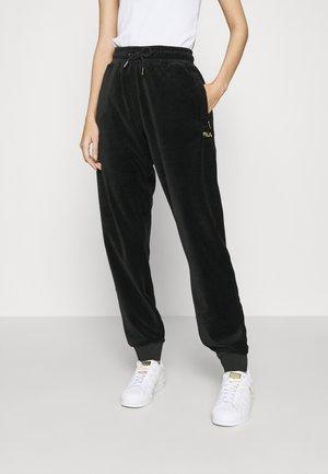 BELLUNA TRACK PANTS - Træningsbukser - black