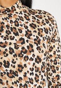 JDY - JDYLEONORA TOP - Long sleeved top - black - 6