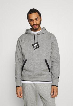 Sweatshirt - carbon/black