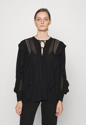 TOP - Bluse - black