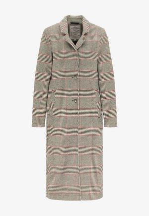 MANTEL - Short coat - glencheck