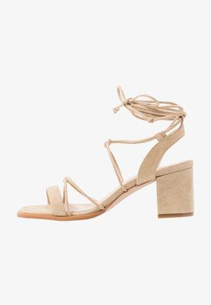 SOPHIE - Sandals - sand