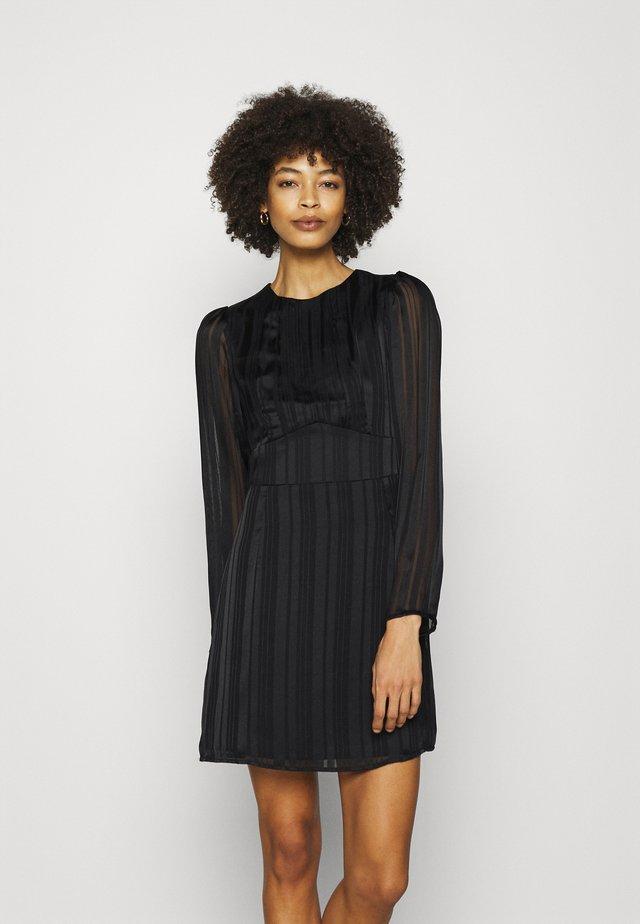 DELPHINA  - Sukienka letnia - jet black