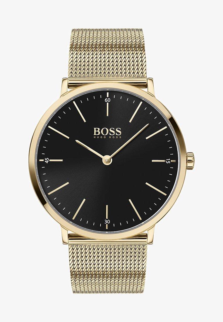 BOSS - Uhr - gold-coloured