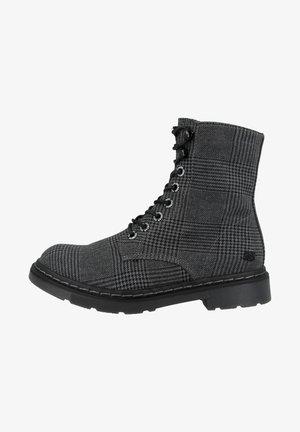 Veterboots - black-asphalt