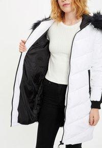 DeFacto - Winter coat - white - 2