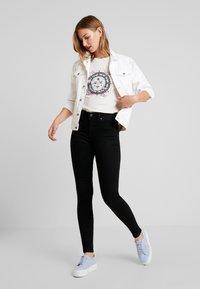 Noisy May - Jeans Skinny Fit - black denim - 2