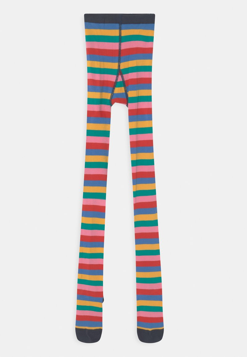 Frugi - KIDSTAMSYN RAINBOW STRIPE - Tights - multi-coloured