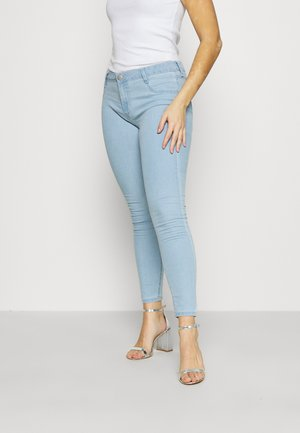MID RISE - Jeans Skinny Fit - bleach blue