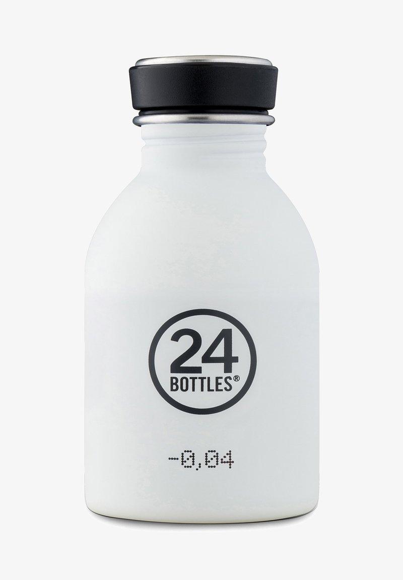 24Bottles - TRINKFLASCHE URBAN BOTTLE PASTEL STEEL - Other accessories - ice white