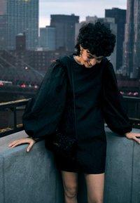 DESIGNERS REMIX - KAPPA SLEEVE DRESS - Cocktail dress / Party dress - black - 3