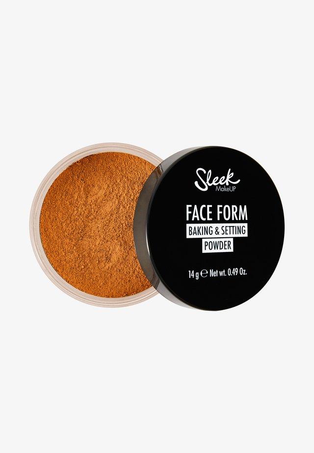 SL FACE FORM BAKING & SETTING POWDER - Setting spray & powder - medium