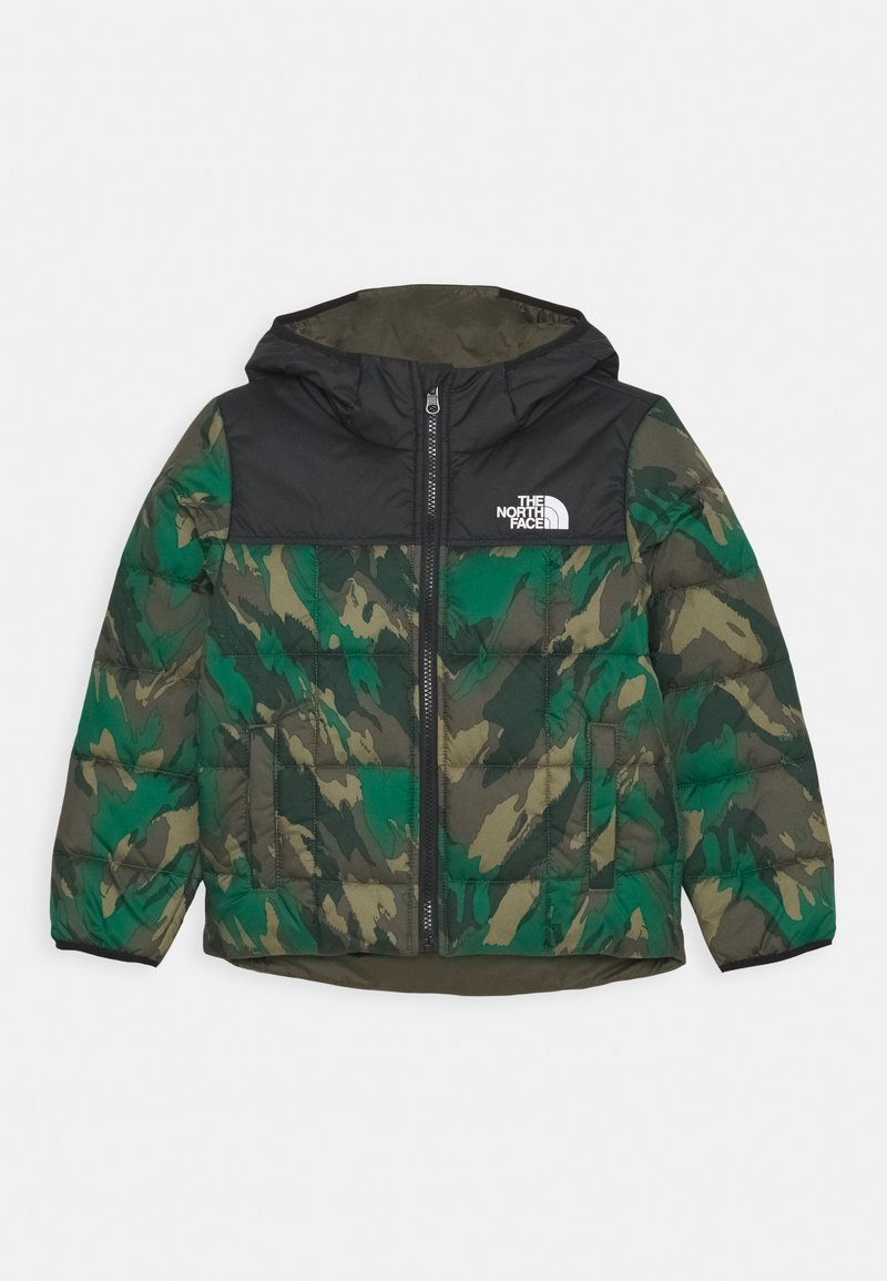 The North Face - REVERSIBLE PERRITO UNISEX - Vinterjakker - evergreen mountain