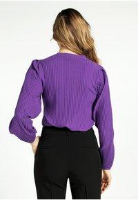 Aaiko - MALIKA - Sweatshirt - purple - 1