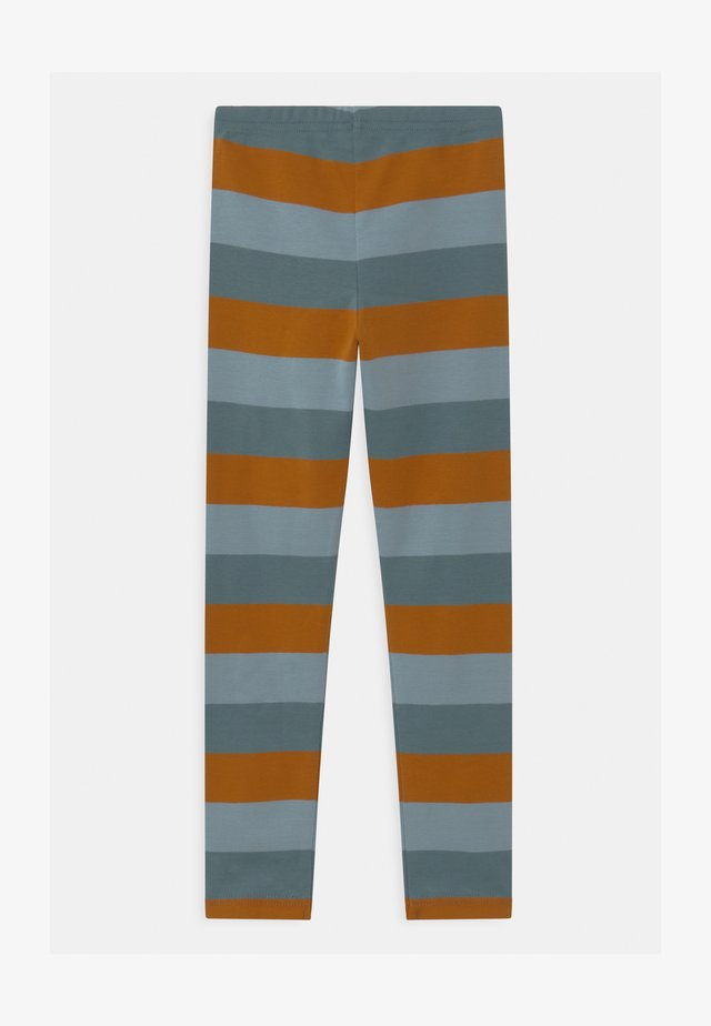 STRIPE UNISEX - Leggings - Trousers - blue