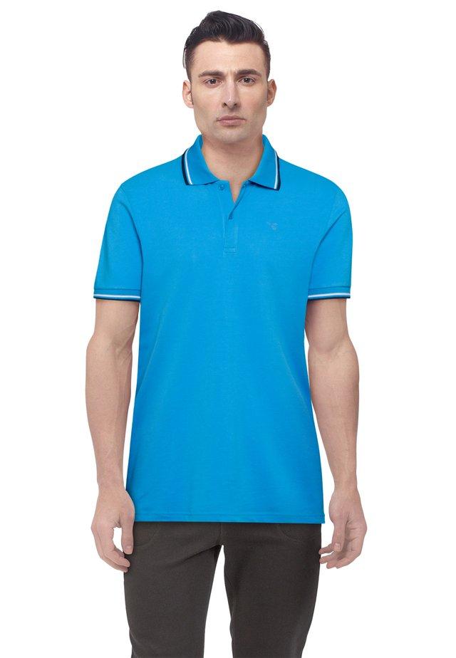 Polo - blu azzurro