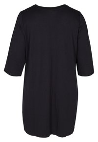 Zizzi - Jersey dress - black - 5