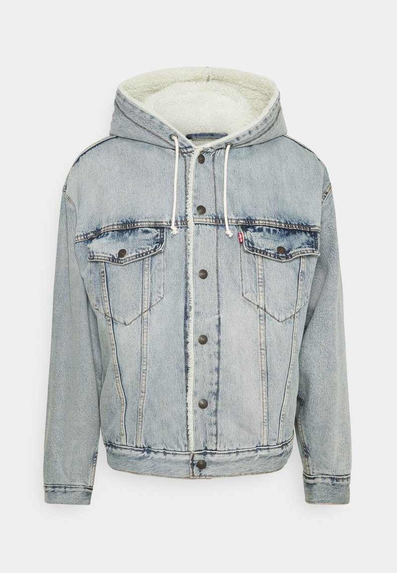 Levi's® - HOODED SHERPA TRUCKER UNISEX - Light jacket - overpass