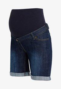 JoJo Maman Bébé - Denim shorts - indigo - 3