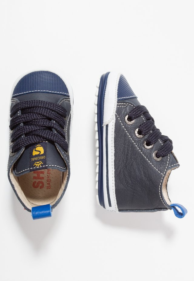 BABY PROOF - Chaussures premiers pas - marino