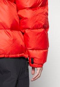 The North Face - UNISEX - Gewatteerde jas - fiery red - 8
