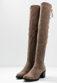 Anna Field - Botas mosqueteras - taupe - 4