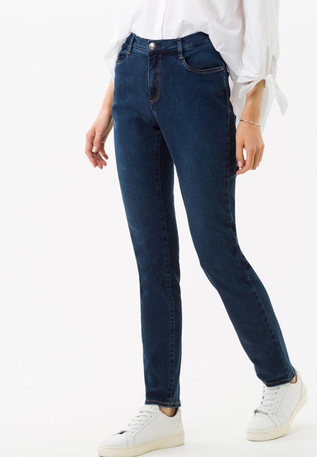 STYLE CAROLA - Jeans Straight Leg - blue