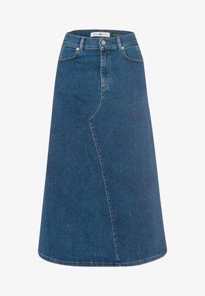 Denim skirt - blue (82)