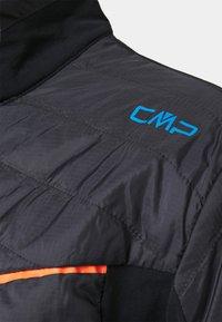 CMP - MAN HYBRID JACKET - Outdoor jacket - antracite - 2