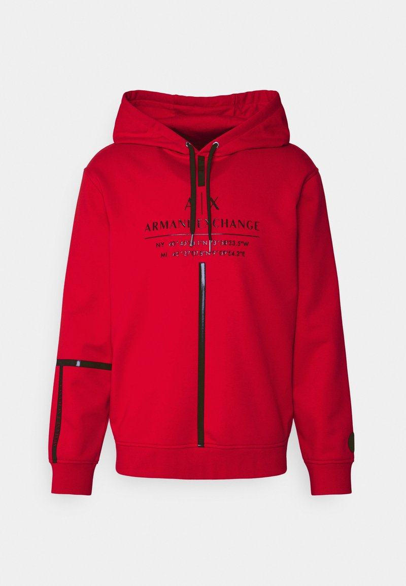 Armani Exchange - Sweater - absolut red