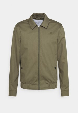 MORRIS HERRINGTON JACKET - Summer jacket - lichen green