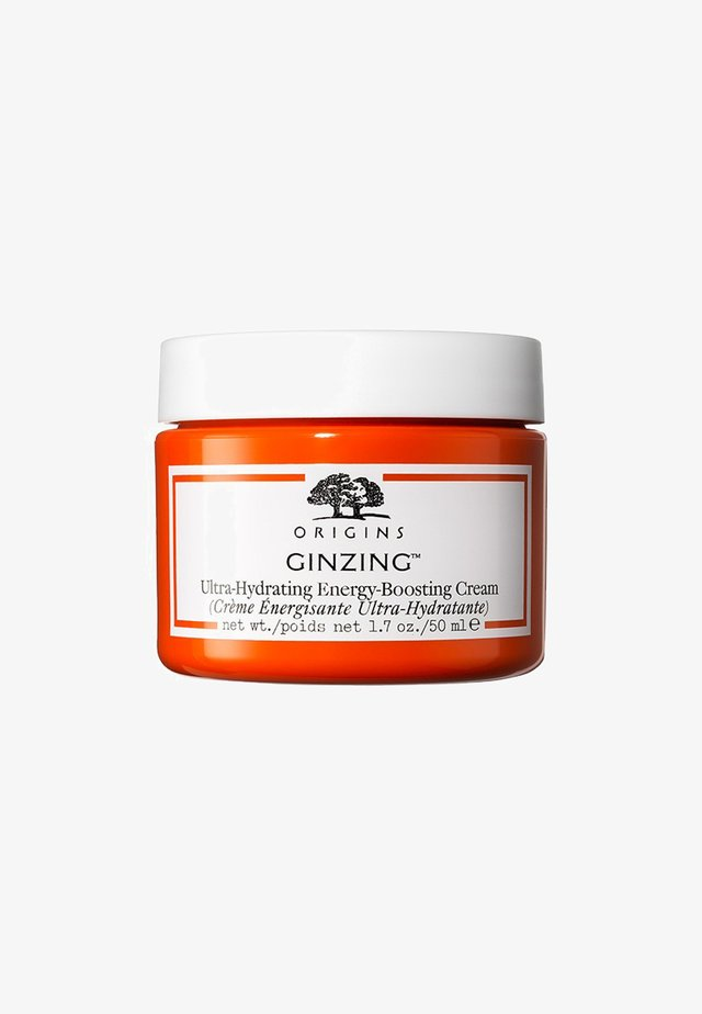 GINZING™ ULTRA-HYDRATING ENERGY-BOOSTING CREAM UPGRADE  - Gesichtscreme - -