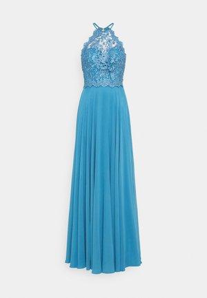 Occasion wear - steele blue
