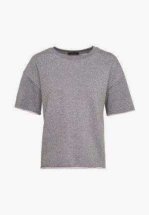 LUNIE - T-shirt basic - grau