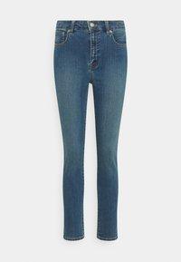 INDIGO  - Straight leg jeans - ocean blue wash